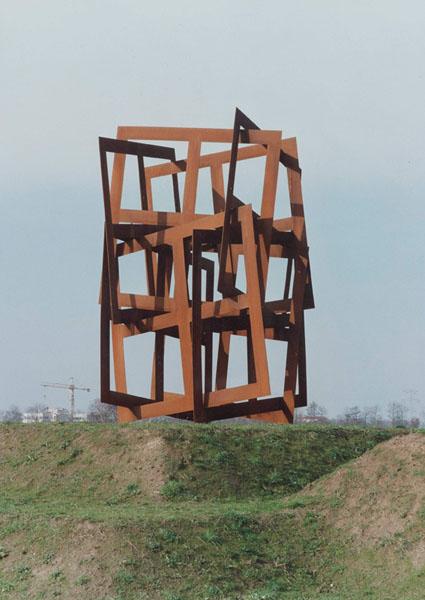 Public commissions 1981 2004 jan goossenjan goossen for Stoop eindhoven