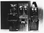 1966-1967, Jan Goossen, Venus-serie, bronze, 8 x 8 cm x 23 cm h