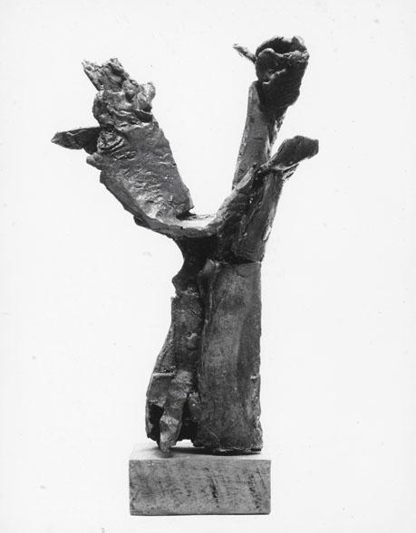 1960, Jan Goossen, bronze. photo Paul van den Bos