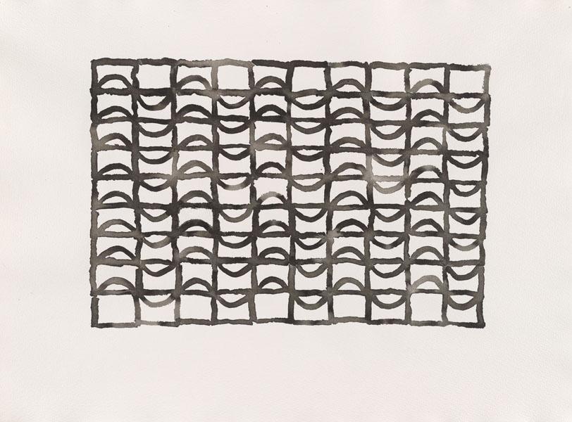 1994, Jan Goossen, No Title, ink on paper