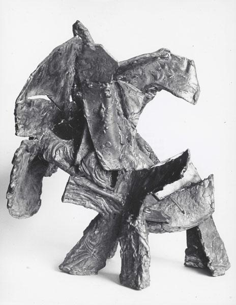 1961, Jan Goossen, bronze, photo Paul van den Bos