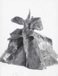 1962, Jan Goossen, 'Hill (cultivated) 1', bronze, 25 x 36 cm x hoogte 35 cm. photo Paul van den Bos