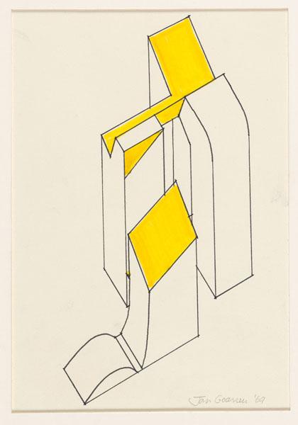 1969, Jan Goossen, 'Contructie'