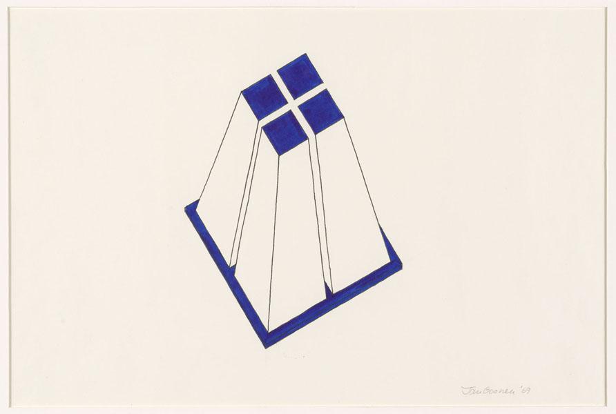 1969, Jan Goossen, 'Schets'