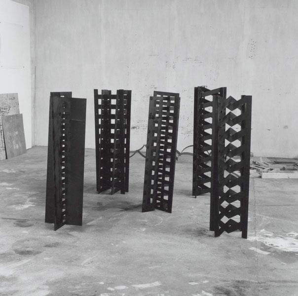 1992, Jan Goossen, 'Torens', Studio. Photo Martin Stoop.