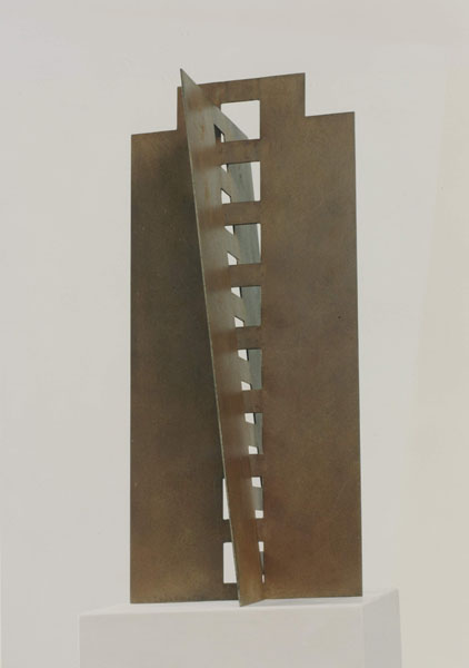 1992, Toren II, steel