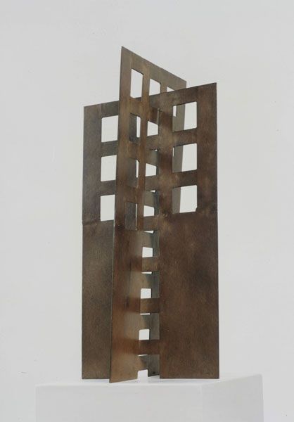 1992, Toren III, steel
