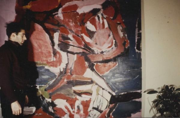 1960, Jan Goossen voor eigen werk