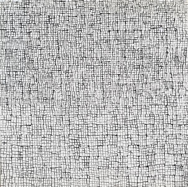 1981, Jan Goossen, No Title, ink on paper