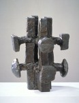 1995, Jan Goossen, ceramic, 30 x 32 cm x 37 cm h. Made in European Ceramics Workcentre (.ekwc) Photo Peer van der Kruis