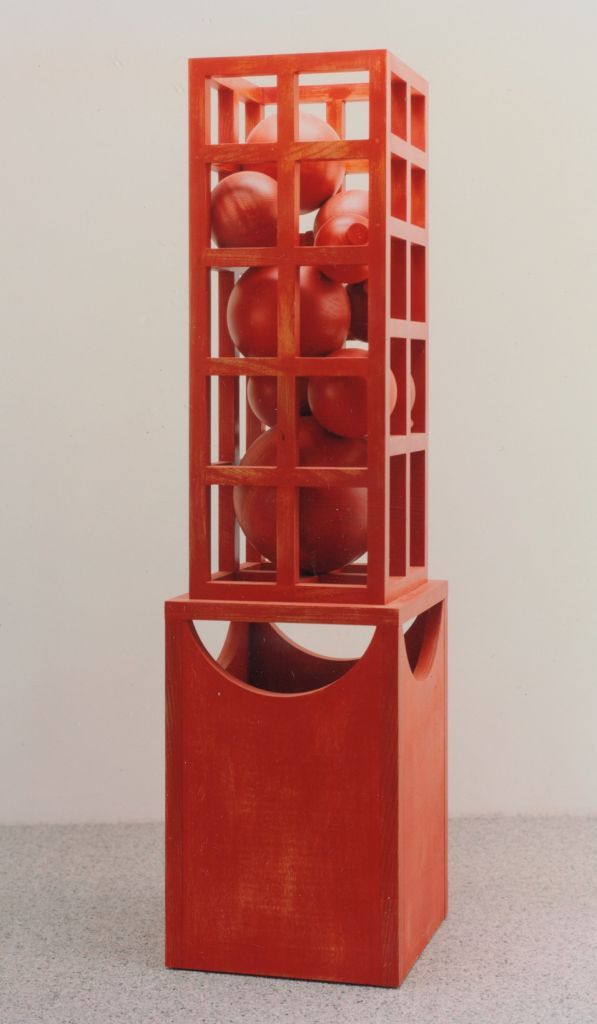 'Idee voor een fontein', Jan Goossen