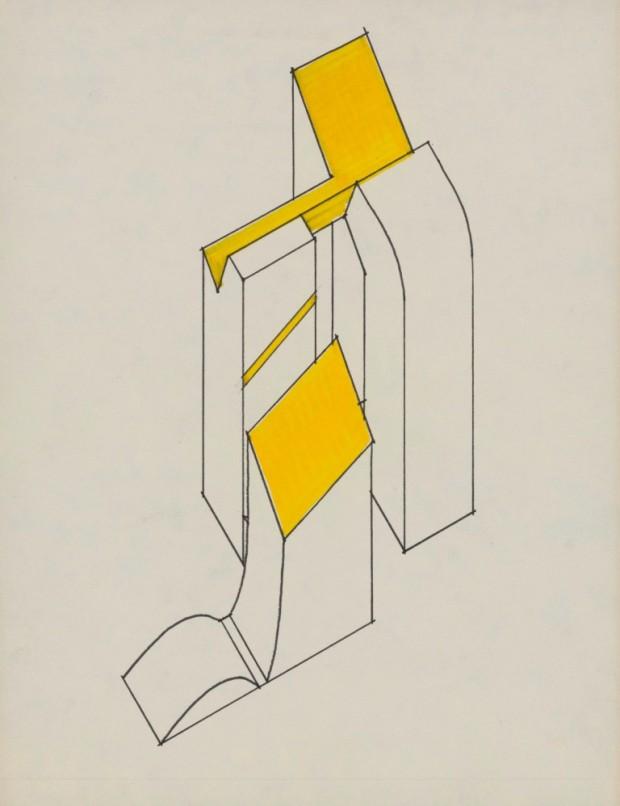 Jan Goossen, piezografie, Constructie 1969 oplage 1/40