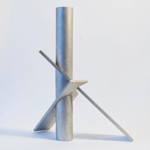 Jan Goossen Aluminium toren