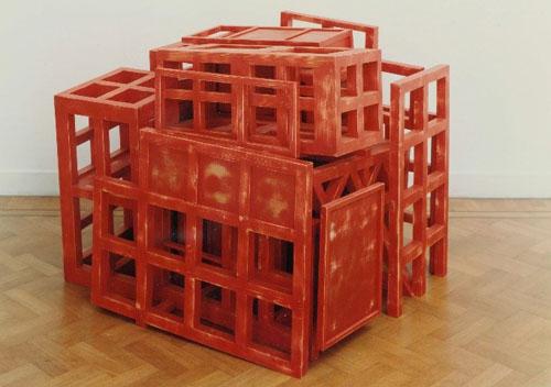 Jan Goossen Casa de los Pensamientos Encarcelados